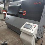 tovární cena dvojitý kabelový automatický ohýbací stroj