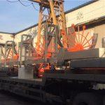 automatický stroj na výrobu ocelových tyčí