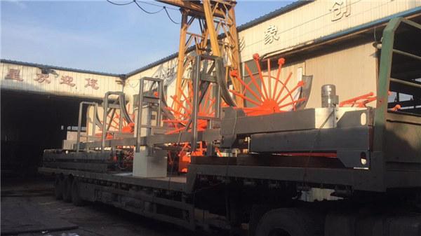 Stroj na výrobu ocelových tyčí