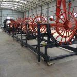 cnc vyztužení vlasové oceli armatur klec svařovací stroj pro výrobu