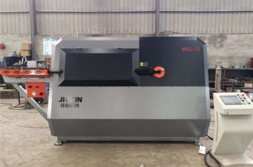 výrobce china 4-12mm automatické cnc řízení ocelový drát, armatura ohýbací stroj