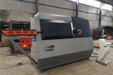 hydraulické automatické ohýbačky ocelového drátu o průměru 2 dny