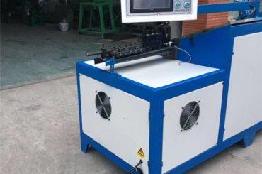 6mm ocelový drátový ohýbací stroj univerzální nerezový košík cnc drátěný ohýbač